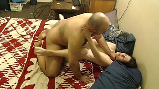 Father Forced Daughter To Take Cock Deep
