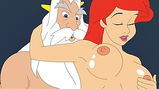 The little mermaid 1
