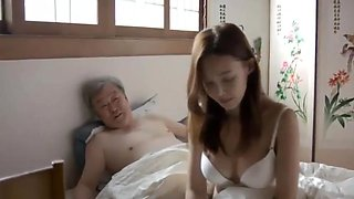 Father-in-law Amazingly Fuck Son's Sexy Wife