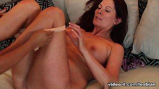 Magdalene St. Michaels & Leilani Leeanne in Lesbian Adventures - Older Women Sexyer Girls Volume 02, Scene #03