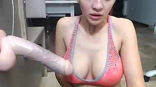 Sexy Milf Masturbates and Orgasms ALL DAY LONG !