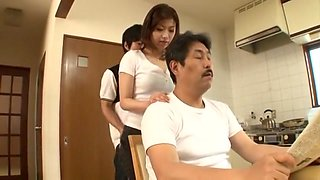 Exotic Japanese slut Tsubaki Katou in Amazing Dildos/Toys, Blowjob/Fera JAV movie