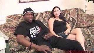 Emma cummings very hot white girl cheat her future husband with black before her wedding