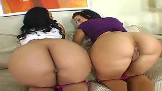 Snazzy brunette latino young whore Victoria Allure in a genuine hard core video