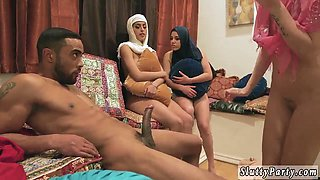 First anal student party time Hot arab femmes try foursome
