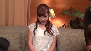 Crazy Japanese girl Anna Anjo in Amazing JAV uncensored Dildos/Toys movie