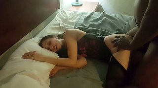 best interracial couple girl takes BBC missionary