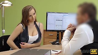Loan4k. loan agent gives a chance to beautiful allnatural