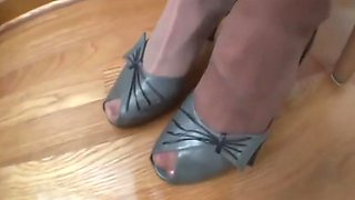Nylon Stocking Soles