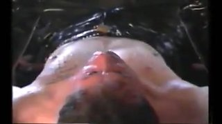 Lady pee in mouth 2