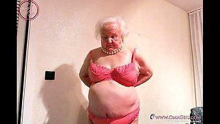 Matures and old fat grannies in panties compilation