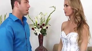Bride groom enjoyment(Nicole Aniston)