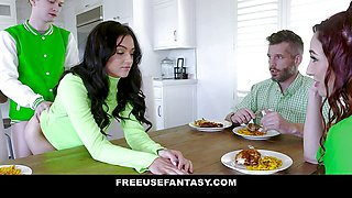 Hot Teen Rose Winters Freeuse For The Hollyday