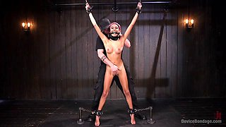 Janice Griffith & The Pope in A Toy Named Giggles - DeviceBondage