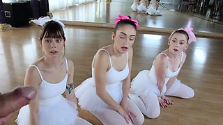 BFFS- Fake Teacher Fucks Teen Ballerinas