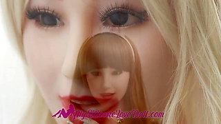 Cute Britney like love doll