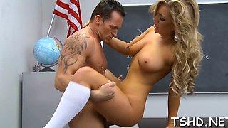 teacher shafts student teen hot 2