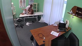 Handsome bitch performing in amazing creampie porn video