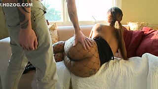 Black whore will surely excite you