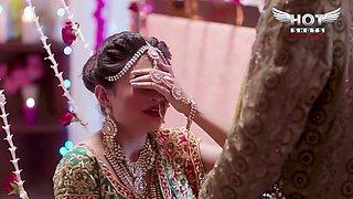 Suhagraat Par Husband ke paas wife ko Chodne ki Fursat nahi