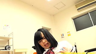 Yamakawa Yuna Fucks In The Gym Wearing Her School Uniform
