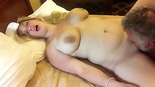 My Wife Fucks my Old Friend With Interracial Pussy Licking