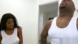Best porn video Black fantastic pretty one