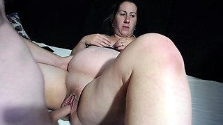 Eufrat hot sexy European Milf with toy