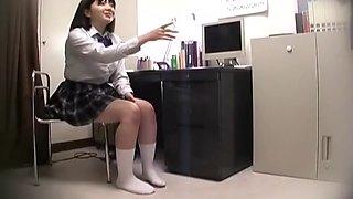 schoolgirl teacher