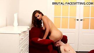 Alexa Presley Video - Brutal-Facesitting