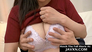 Amazing Japanese Stepmom And Horny Stepson