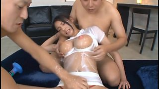 Best Breast Milk Girl in World 3 - Full Scene #4