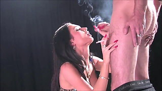 Roxanna Milana Smoking Sex (HD)