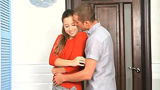 Naughty fornication with hot couple