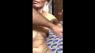 Desi old aunty Super blowjob and deep fucked
