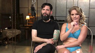 Lisey Sweet - Ass-fucked And Abused In Bondage