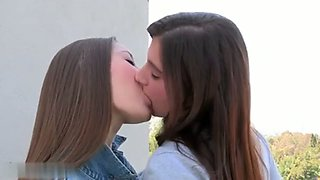 These shapely lesbians only need each other for complete satisfaction