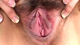 Japanese Girl's Pussy Close-Up 2