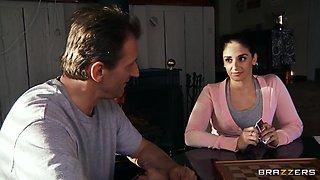 Best Kept Secret: Remastered Free Video With Jillian Janson & Mark Ashley - Brazzers