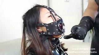 Follow my tw: fetishslavestudio tickling pony girl on latex