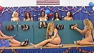TicklingParadise - Miss Ticklish USA