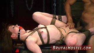 Fucking machines squirt bondage orgasm Sexy young girls Alexa Nova and Kendall Woods