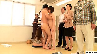 Time stop Japanese porn at school parent observation day