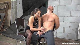 Female domination in rough scenes of XXX porn