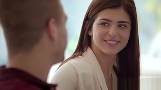 Leah Gotti anal fucking with her stepbro