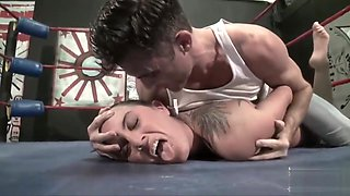 NO RULES Wrestling with Roxanne Rae + Lance Hart