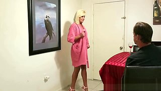 The Boss's Wife is a HOT and Horny SLUT
