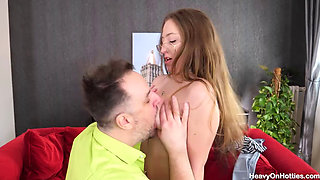 Super Sexy Babe Venom Gets Rough Treatment