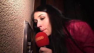 MAGMA FILM Busty German Brunette jizzed on