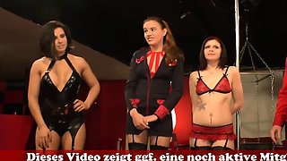 german hardcore creampie sexparty with cum swapping milfs